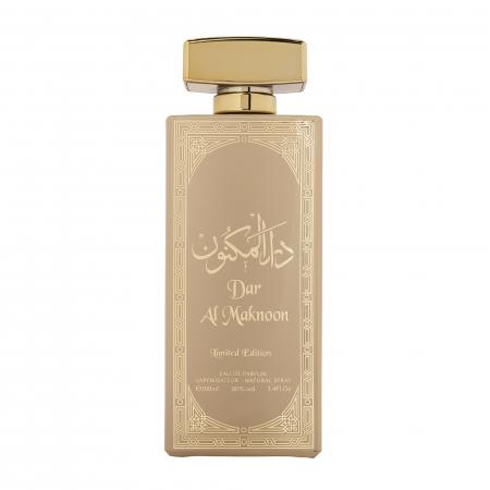 Parfum arabesc Dar Al Maknoon Limited Edition, apa de parfum 100 ml, unisex [0]