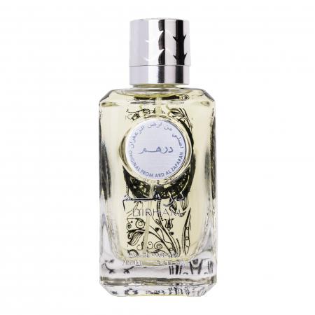 Parfum arabesc Dirham, apa de parfum 100 ml, unisex [0]