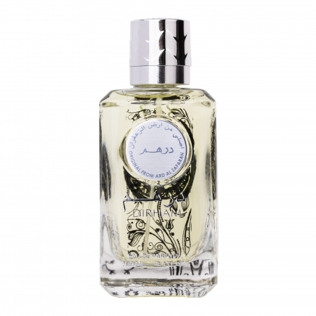 Parfum arabesc Dirham cu deodorant, apa de parfum 100 ml, unisex [1]