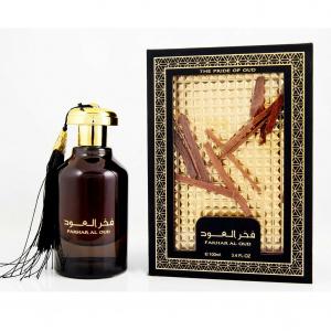 Parfum arabesc Fakhar Al Oud, apa de parfum 100 ml, barbati [1]