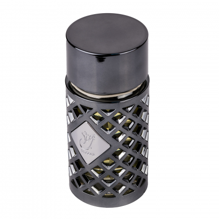 Parfum arabesc Jazzab Silver, apa de parfum 100 ml, barbati [2]