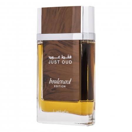 Parfum arabesc Just Oud Boulevard, apa de parfum 90 ml, barbati [1]