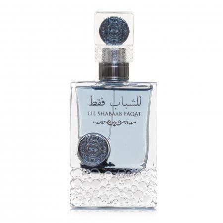 Parfum arabesc Lil Shabaab Faqat , apa de parfum 100 ml, barbati [0]