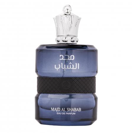 Parfum arabesc Majd Al Shabab, apa de parfum 100 ml, barbati [0]