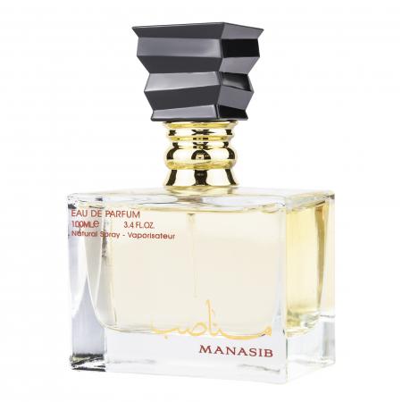 Parfum arabesc Manasib, apa de parfum 100 ml, femei [3]