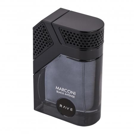 Parfum arabesc Marconi Black Intense, apa de parfum 100 ml, barbati [3]
