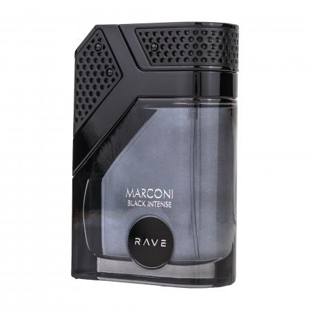 Parfum arabesc Marconi Black Intense, apa de parfum 100 ml, barbati [2]