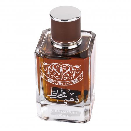 Parfum arabesc Mukhallat Dhabi, apa de parfum 100 ml, barbati [1]