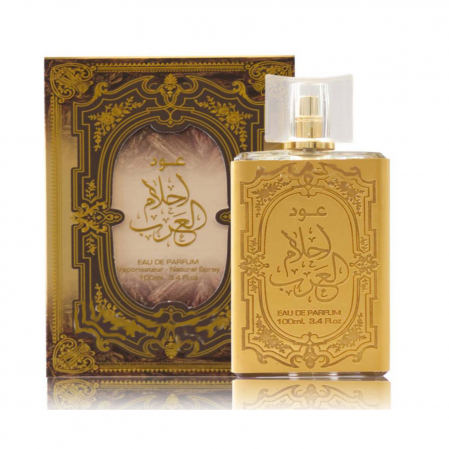 Parfum arabesc Oud Ahlam Al Arab, apa de parfum 100 ml, barbati [1]