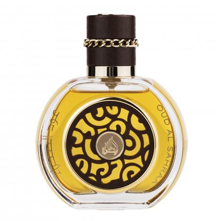 Parfum arabesc Oud Al Sahraa, apa de parfum 100 ml, unisex [0]