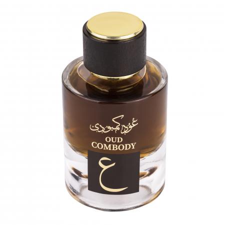 Parfum arabesc Oud Combody, apa de parfum 100 ml, barbati [1]