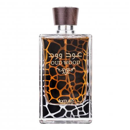 Parfum arabesc Oud Wood, apa de parfum 100 ml, unisex [0]