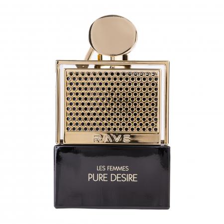 Parfum arabesc Pure Desire Les Femmes, apa de parfum 100 ml, femei
