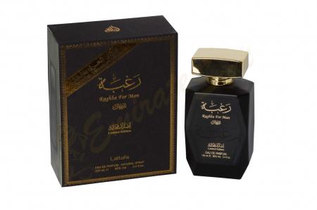 Parfum arabesc Raghba for Man, apa de parfum 100 ml, barbati [3]