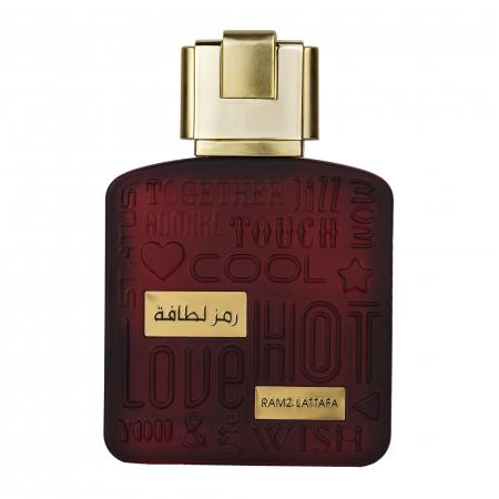 Parfum arabesc Ramz Lattafa Gold, apa de parfum 100 ml, barbati