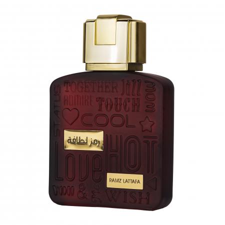 Parfum arabesc Ramz Lattafa Gold, apa de parfum 100 ml, barbati [1]