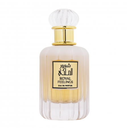 Parfum arabesc Royal Feelings, apa de parfum 100 ml, unisex [0]