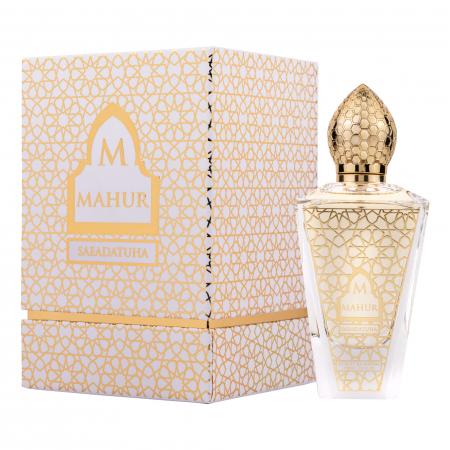Parfum arabesc Saedatuha, apa de parfum 100 ml, femei [0]