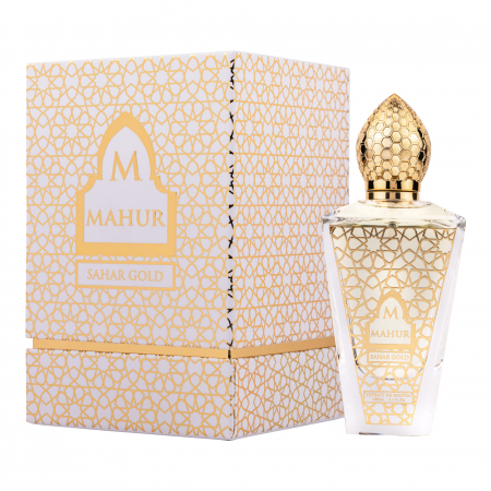 Parfum arabesc Sahar Gold, apa de parfum 100 ml, femei [0]