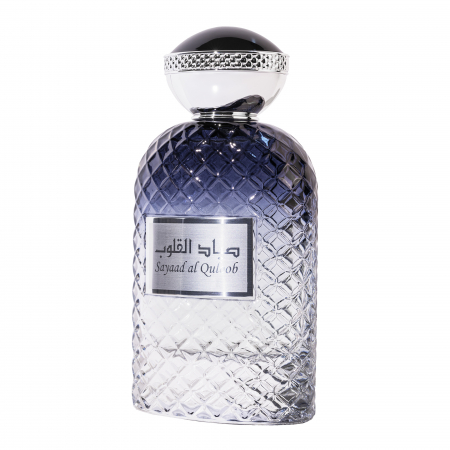 Parfum arabesc Sayaad Al Quloob, apa de parfum 100 ml, barbati [1]