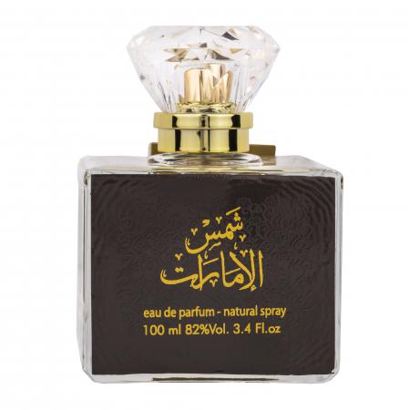 Parfum arabesc Shams Al Fajar, apa de parfum 100 ml, femei [0]