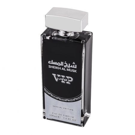 Parfum arabesc Sheikh Al Musk, apa de parfum 100 ml, unisex [1]