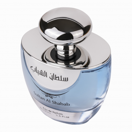 Parfum arabesc Sultan Al Shabab, apa de parfum 100 ml, unisex [2]