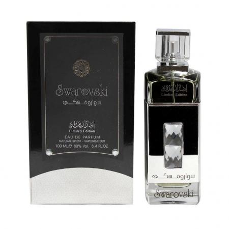 Parfum arabesc Swarovski Black, apa de parfum 100 ml, unisex1