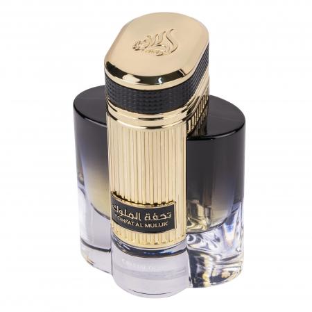 Parfum arabesc Tohfat Al Muluk Crystal Oud, apă de parfum 80 ml, bărbați [4]