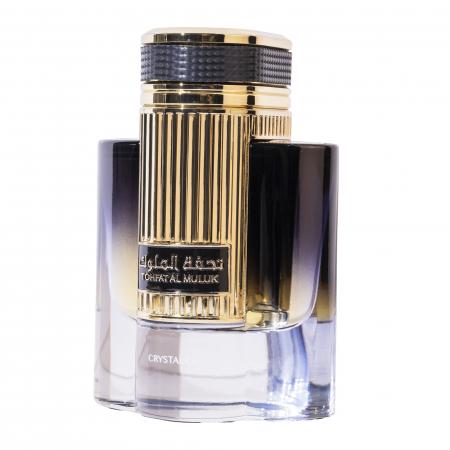 Parfum arabesc Tohfat Al Muluk Crystal Oud, apă de parfum 80 ml, bărbați [3]