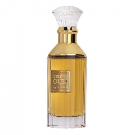 Parfum arabesc Velvet Oud, apa de parfum 100 ml, unisex [1]