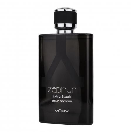 Parfum arabesc Zephyr Extra Black, apa de parfum 100 ml, barbati [1]