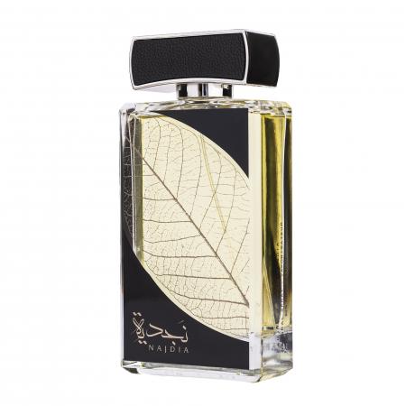 Set Najdia, apa de parfum 100ml si deodorant spray 50ml, barbati [2]