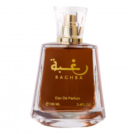 Set Raghba apa de parfum 100 ml si deodorant cadou 50ml, femei [2]