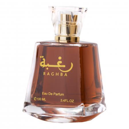 Set Raghba apa de parfum 100 ml si deodorant cadou 50ml, femei [3]