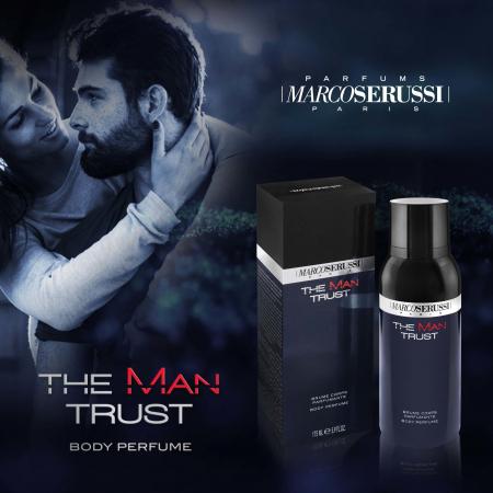 Spray de corp Marco Serussi The Man Trust Body Perfume [1]