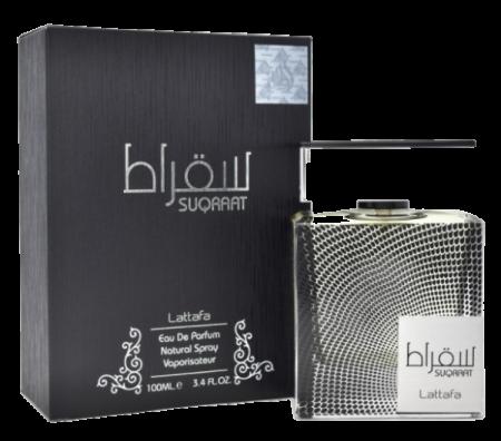 Parfum arabesc Suqraat, apa de parfum 100 ml, unisex [0]