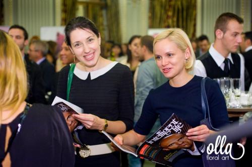Lansarea in Romania a publicatiei The Economist Intelligent Life 3