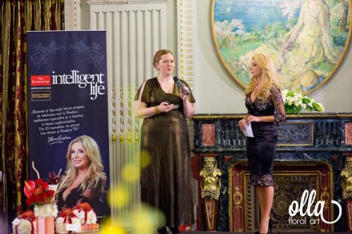 Lansarea in Romania a publicatiei The Economist Intelligent Life 5
