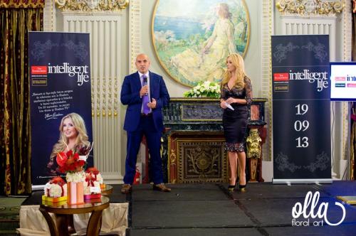 Lansarea in Romania a publicatiei The Economist Intelligent Life 2