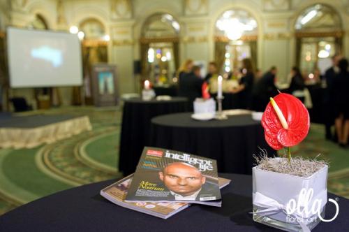 Lansarea in Romania a publicatiei The Economist Intelligent Life 1