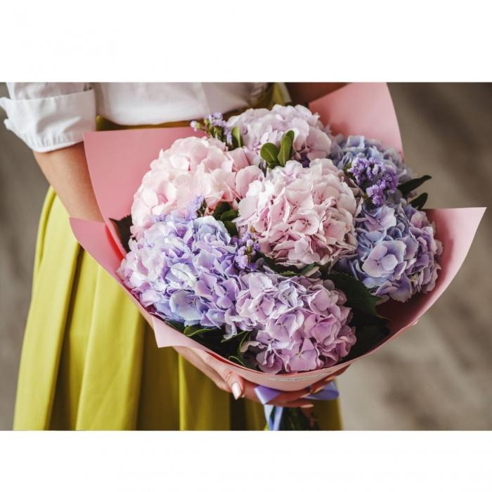 clipe-pastelate-buchet-hortensii-in-culori-pastelate 1