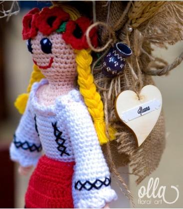 Ileana Cosanzeana, lumanari de nunta cu floarea soarelui si dalii 2