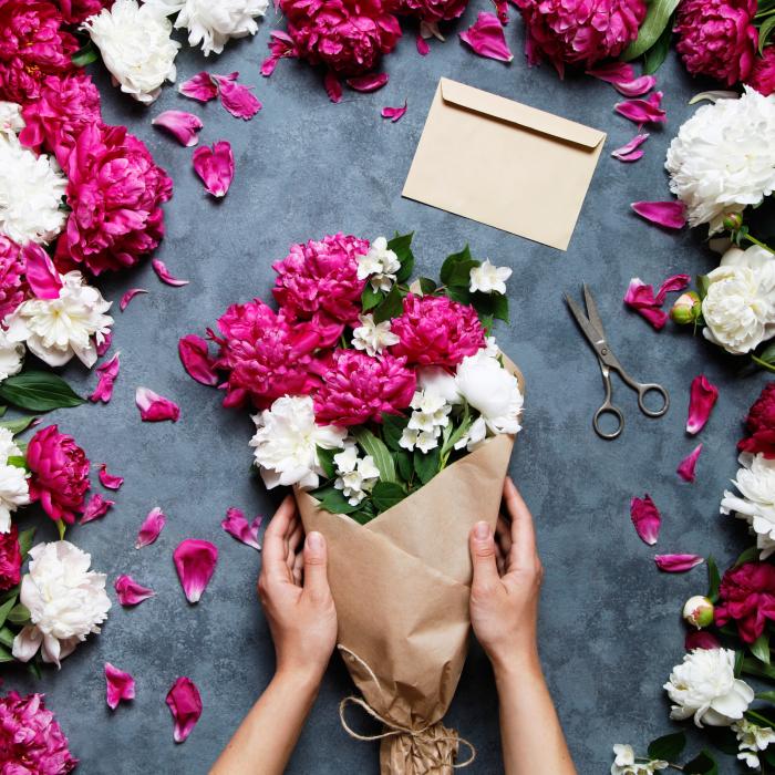 Surpriza Inspirata, alegerea floristului 0