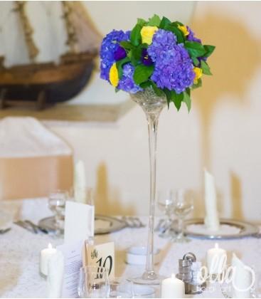 Toast de Culori, aranjament de masa pentru nunta 0