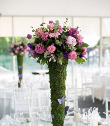 Simturi Infloritoare, aranjament floral corporate0