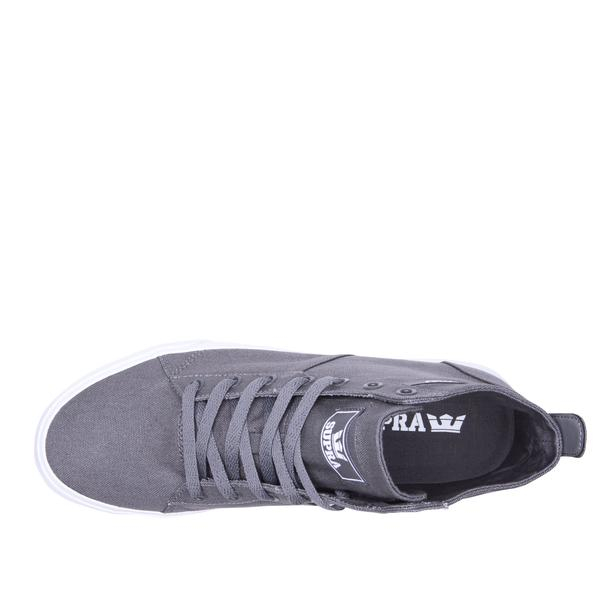 SUPRA STACKS MID GREY-WHITE 3