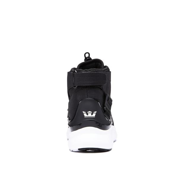 SUPRA FACTOR ENDURE BLACK/DK GREY-WHITE 2