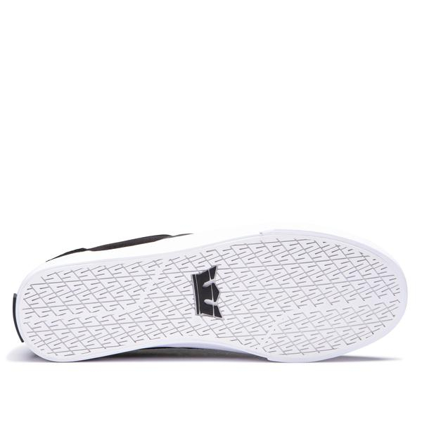 SUPRA CHINO BLACK/BLACK-WHITE 2