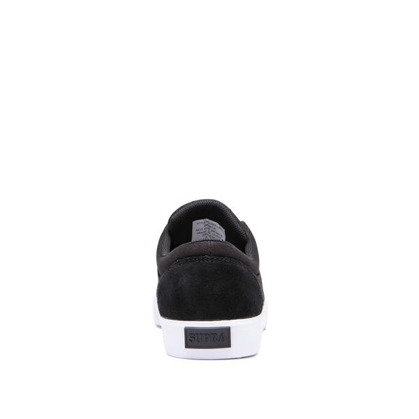SUPRA CHINO BLACK/BLACK-WHITE 1